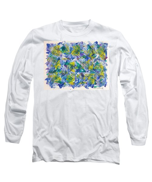 Dreaming Of Winter Long Sleeve T-Shirt