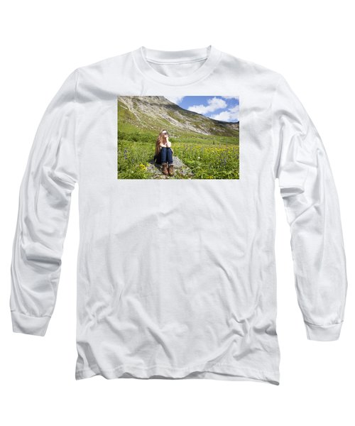 Dreaming The Dream Long Sleeve T-Shirt