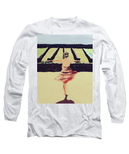 Dreams Of A Dancer Long Sleeve T-Shirt