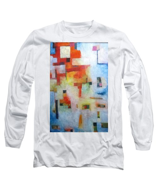 Dreamscape Clouds Long Sleeve T-Shirt