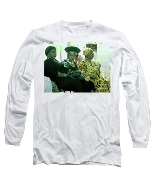 Dressed To The Nines Long Sleeve T-Shirt