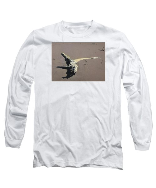 Coastal Driftwood Long Sleeve T-Shirt