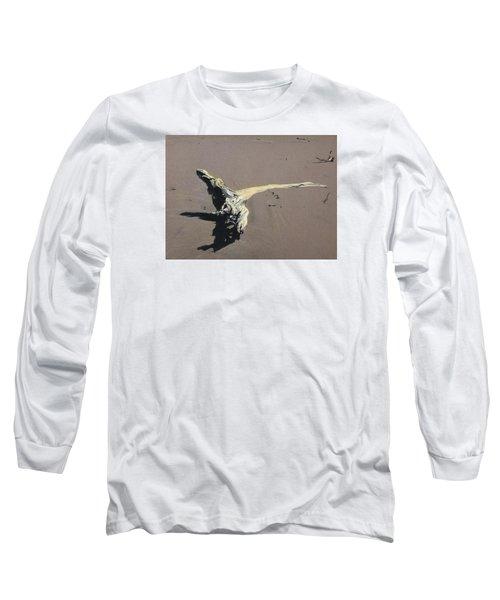 Coastal Driftwood Long Sleeve T-Shirt