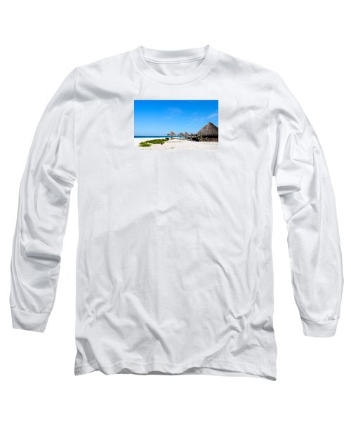 Drinks On Me Long Sleeve T-Shirt