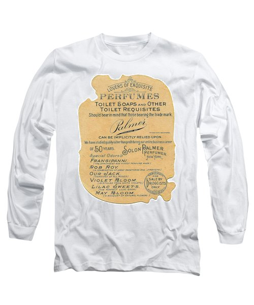 Long Sleeve T-Shirt featuring the photograph Druggists by ReInVintaged