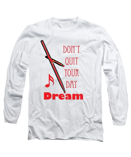 Drum Percussion Fine Art Photographs Art Prints 5020.02 Long Sleeve T-Shirt by M K  Miller