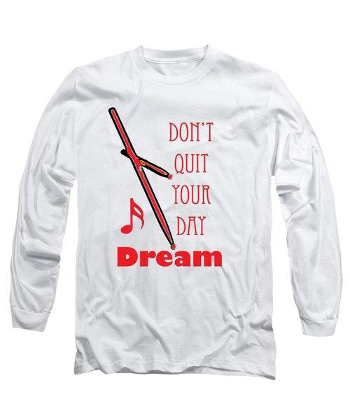 Drum Percussion Fine Art Photographs Art Prints 5020.02 Long Sleeve T-Shirt