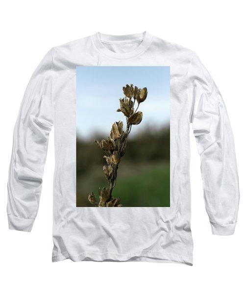 Drying Flower Long Sleeve T-Shirt