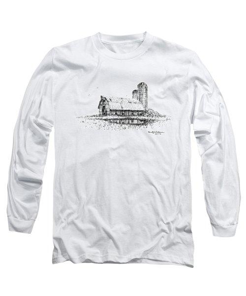 Dual Silos Long Sleeve T-Shirt