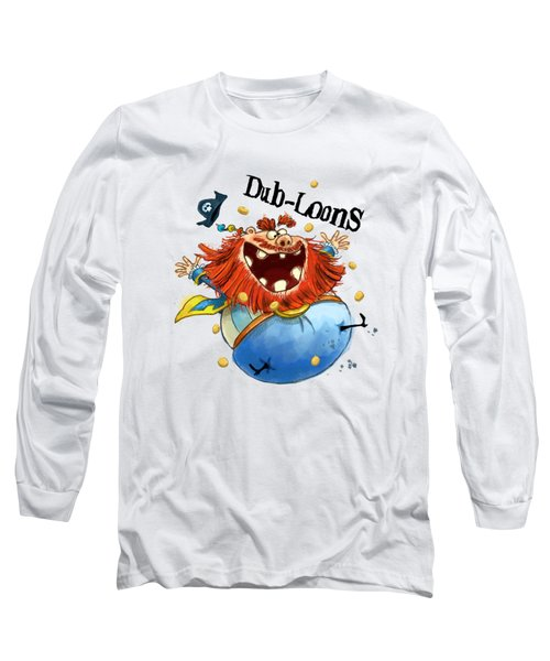 Dub-loons Long Sleeve T-Shirt by Andy Catling