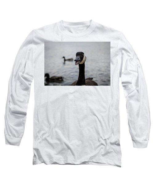 Duck Duck Goose  Long Sleeve T-Shirt