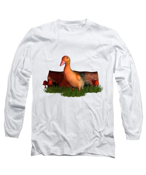 Duckling T Shirt Long Sleeve T-Shirt
