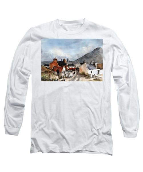 F 701  Dugort Clachan Achill Mayo Long Sleeve T-Shirt