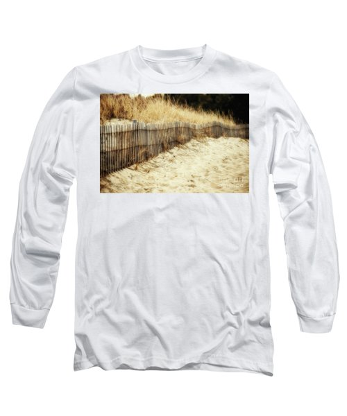 Dune Fence Long Sleeve T-Shirt