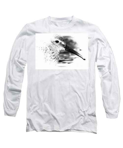 Dunlin Sandpiper Long Sleeve T-Shirt