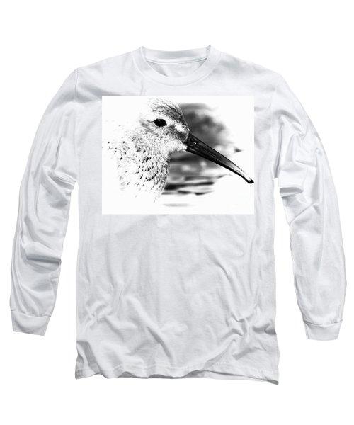 Dunlin Sandpiper Long Sleeve T-Shirt