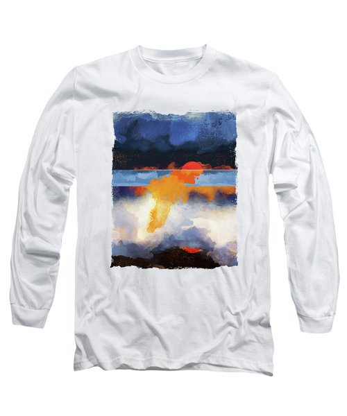 Dusk Reflection Long Sleeve T-Shirt