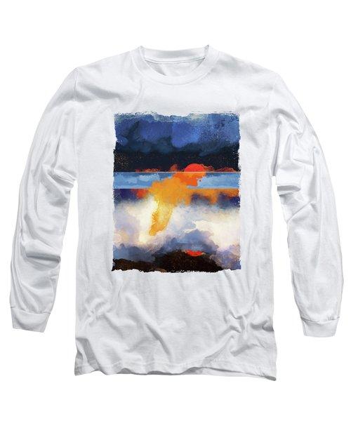 Dusk Reflection Long Sleeve T-Shirt