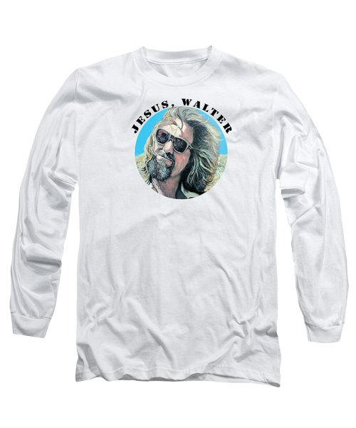 Long Sleeve T-Shirt featuring the painting Dusted by Tom Roderick