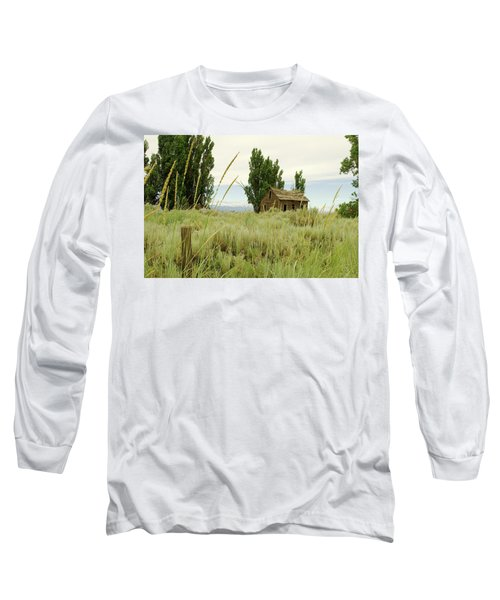Dyer Country Home Long Sleeve T-Shirt
