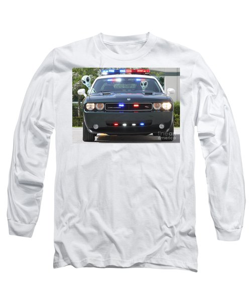 E T Cops Long Sleeve T-Shirt