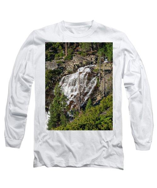 Eagle Falls Long Sleeve T-Shirt