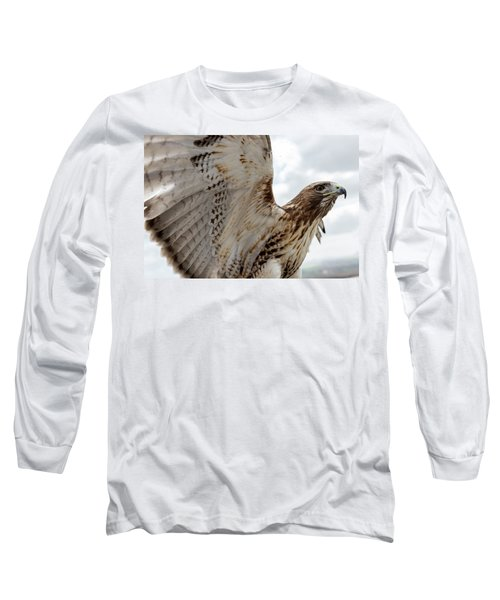 Eagle Going Hunting Long Sleeve T-Shirt