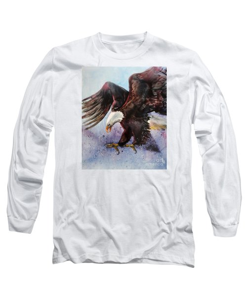 Eagle Of Light Long Sleeve T-Shirt