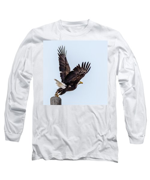 Eagle Taking Flight Long Sleeve T-Shirt
