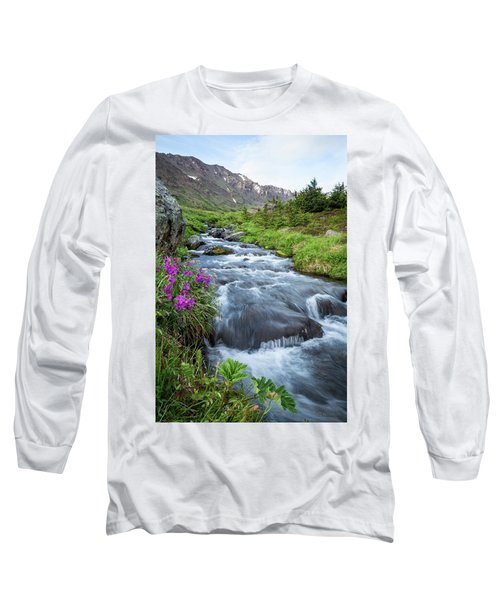 Early Days Of Summer Long Sleeve T-Shirt
