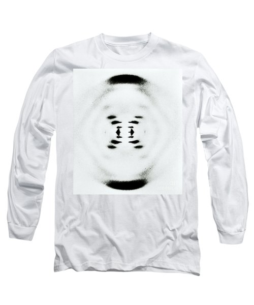 Early Image Of Dna Long Sleeve T-Shirt