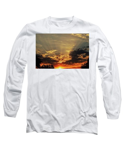 Early Morning Adrenaline Rush Long Sleeve T-Shirt