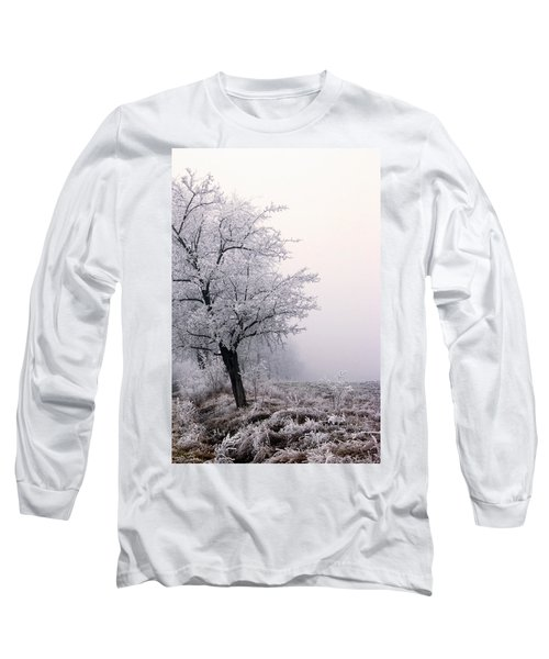 Early Morning Frost  Long Sleeve T-Shirt