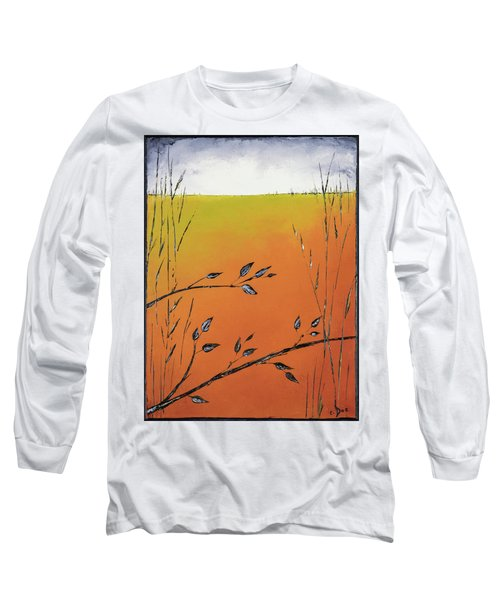 Early Spring  Long Sleeve T-Shirt by Carolyn Doe