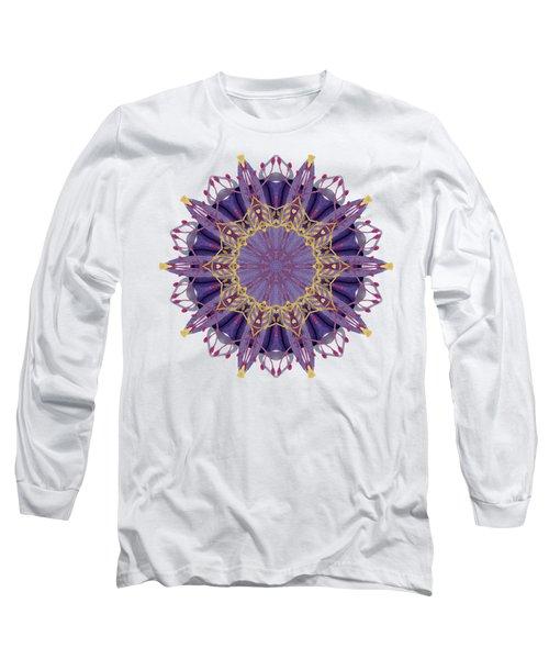 Early Spring Mandala Long Sleeve T-Shirt