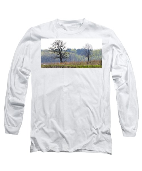 Early Spring Silhouettes  Long Sleeve T-Shirt