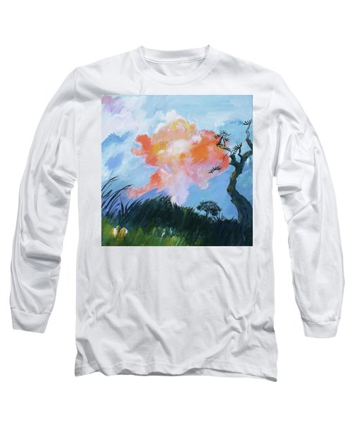 East Meets West1 Long Sleeve T-Shirt