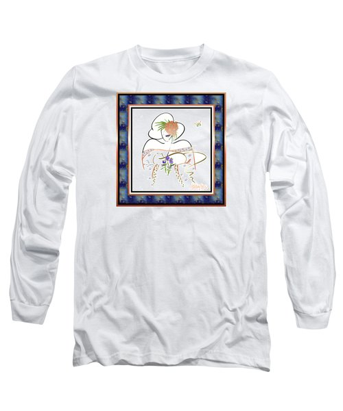 East Wind - Temple Cat Long Sleeve T-Shirt