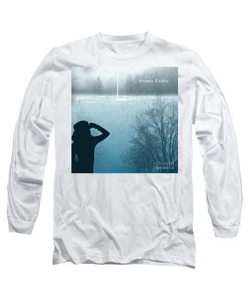 Easter 2016 Long Sleeve T-Shirt by Trilby Cole