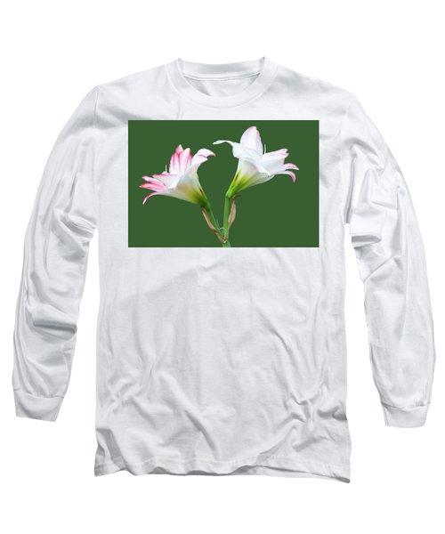 Easter Lilies Long Sleeve T-Shirt