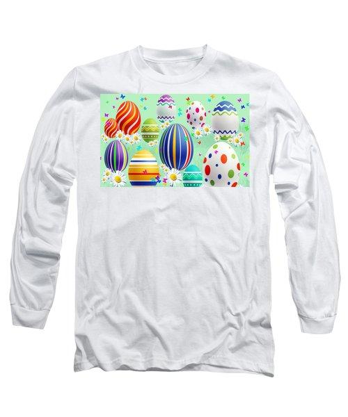 Easter Long Sleeve T-Shirt