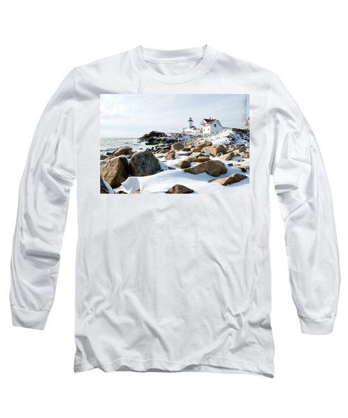 Eastern Point Light II Long Sleeve T-Shirt