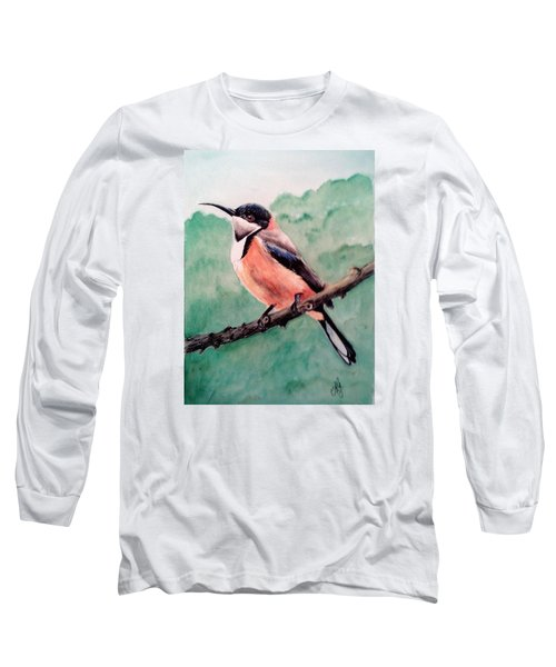 Eastern Spinebill Long Sleeve T-Shirt
