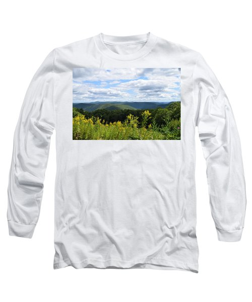 Eastern Summit 1 Long Sleeve T-Shirt