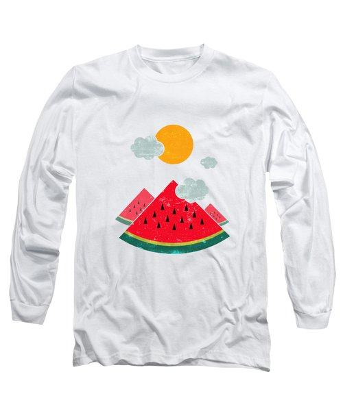 Eatventure Time Long Sleeve T-Shirt