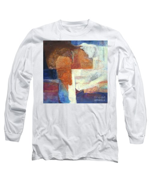Ebb And Flow Long Sleeve T-Shirt by Lynne Reichhart