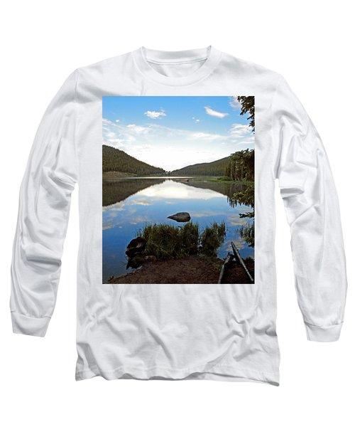 Echo Lake Study 1 Long Sleeve T-Shirt