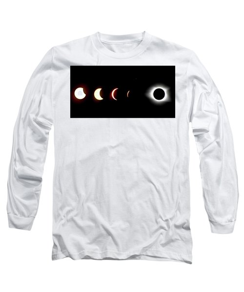 Eclipse To Totality Long Sleeve T-Shirt