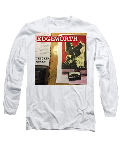 Edgeworth Chicken Shelf Cover Long Sleeve T-Shirt