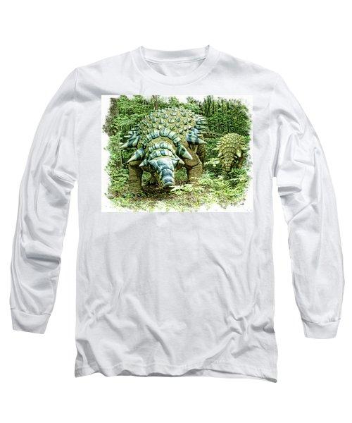 Edmontonia Long Sleeve T-Shirt
